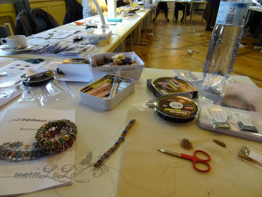 Renaissance Workshop Sabine Lippert